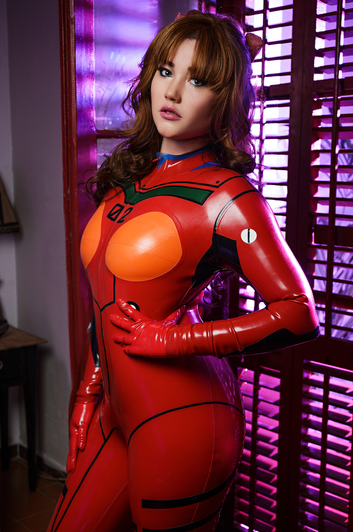 Share your Neon genesis evangelion cosplay porn the