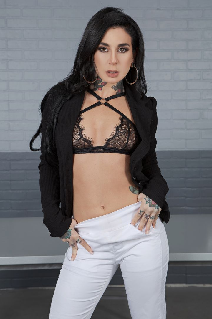 Joanna Angel's VR Porn Videos, Bio & Free Nude Pics