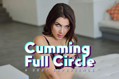 Cumming Full Circle - A 360° Experience VR Porn Video