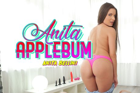 Anita Applebum VR Porn Video