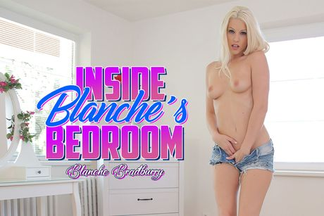 Inside Blanche's Bedroom VR Porn Video