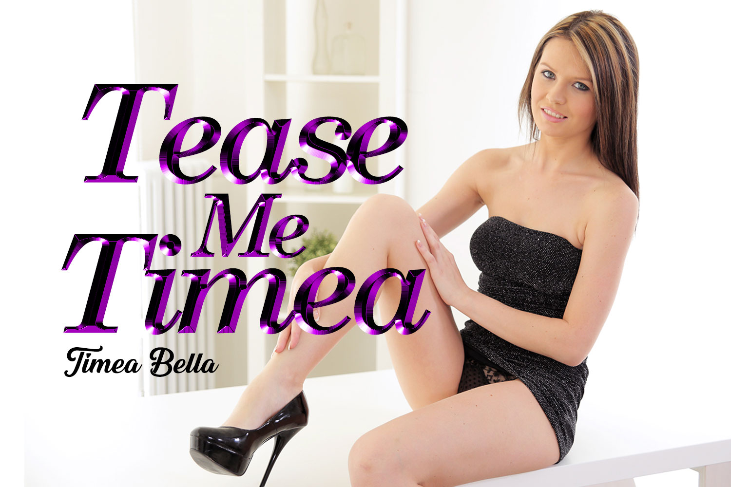 Tease Me Timea VR Porn Video