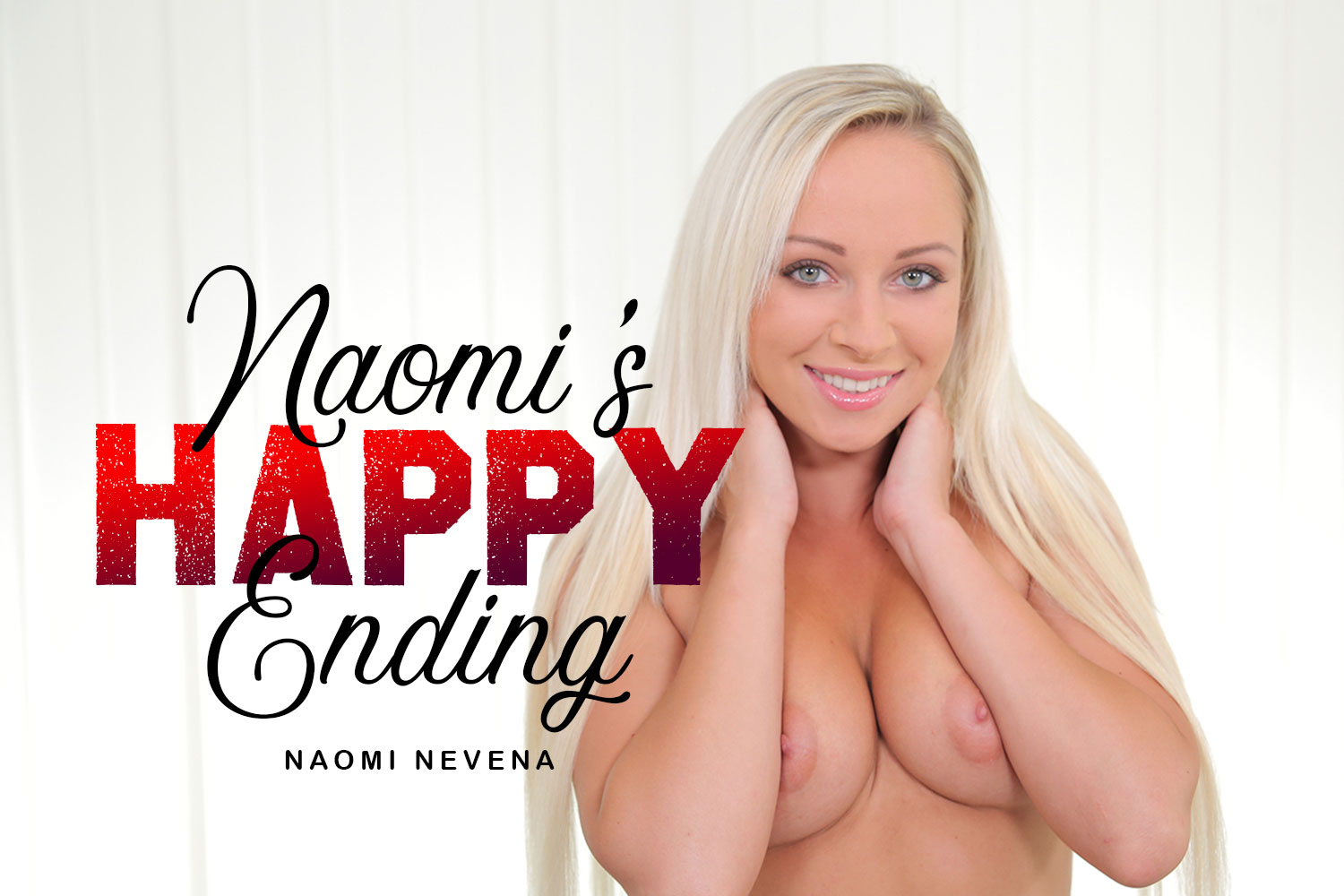 Naomi's Happy Ending VR Porn Video
