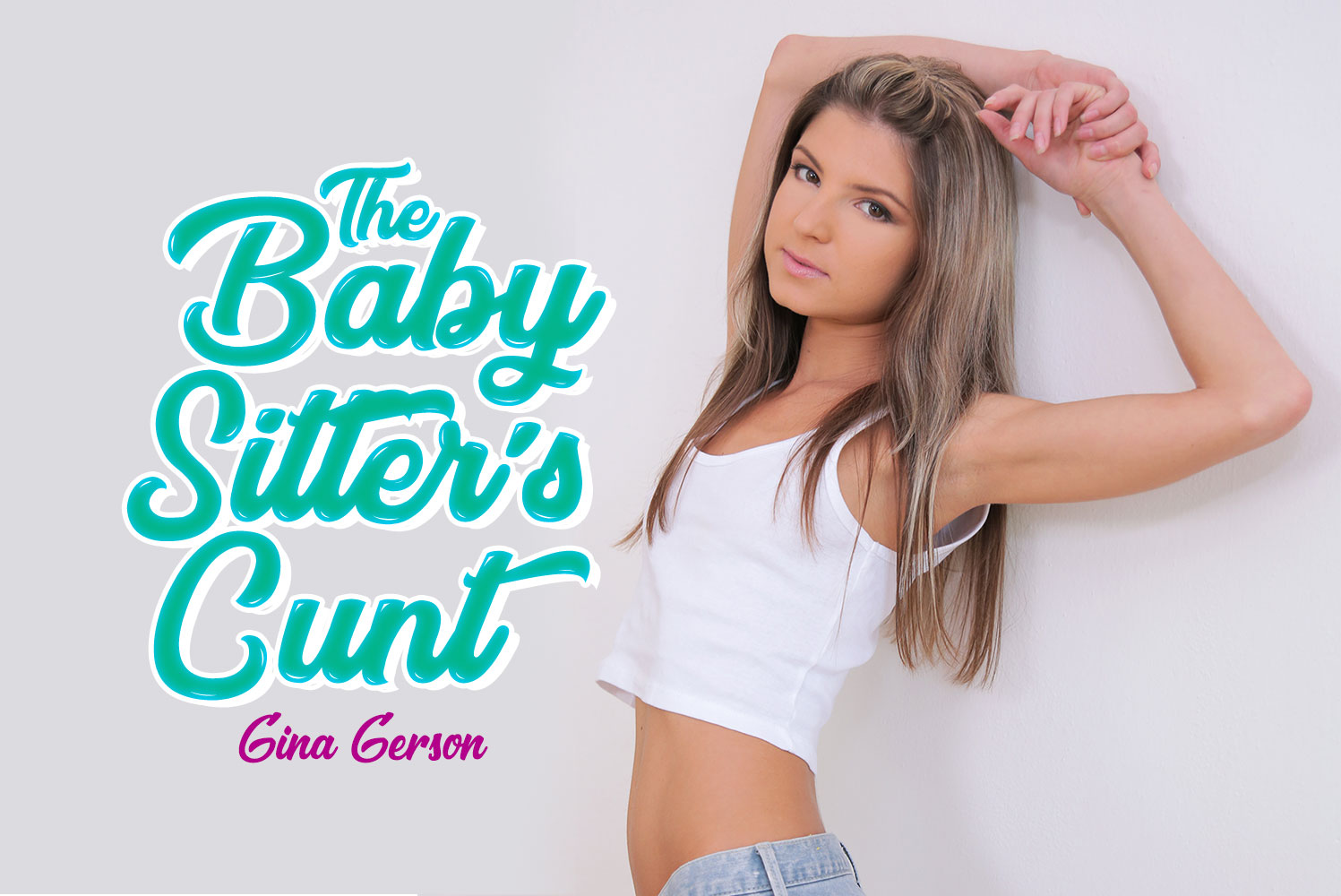 The Baby-Sitter's Cunt VR Porn Video