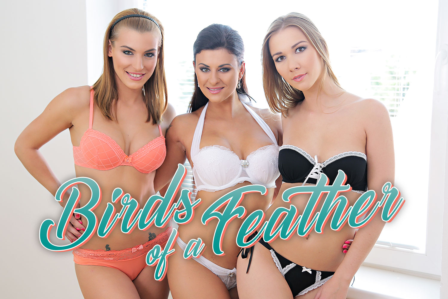 Birds of a Feather VR Porn Video