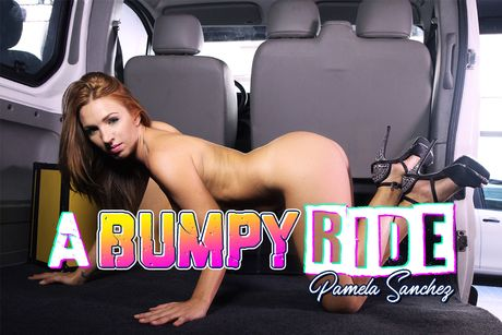 A Bumpy Ride (with Real 3D Squirting) VR Porn Video