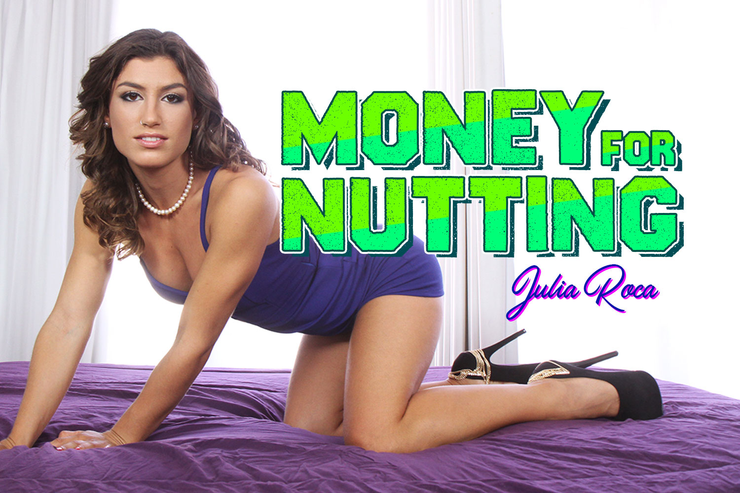 Money For Nutting VR Porn Video