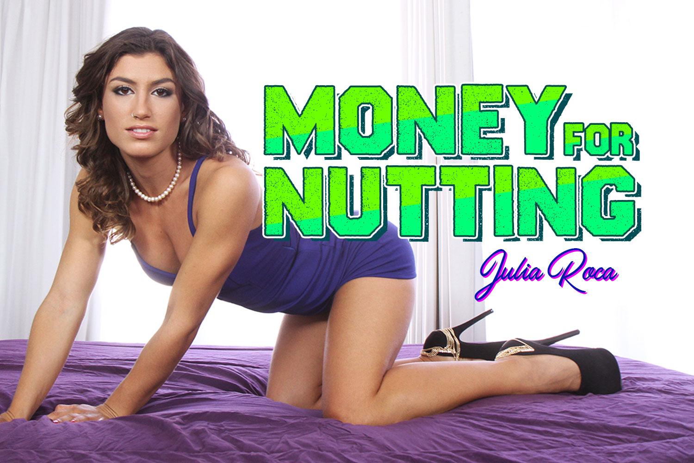 Money For Nutting VR Porn Video