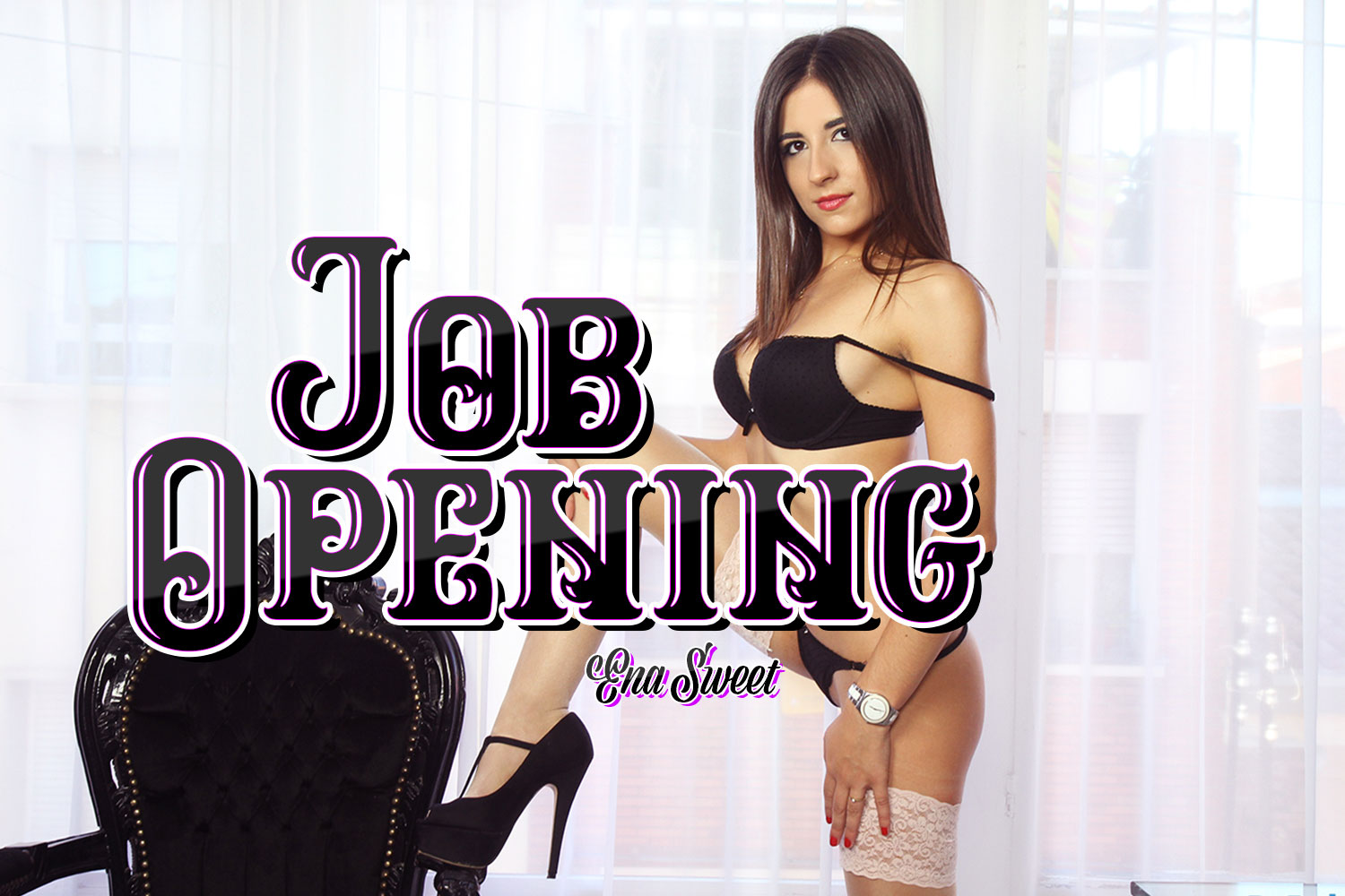 Job Opening VR Porn Video
