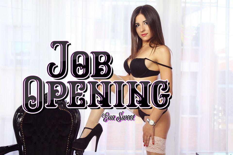 Job Opening VR Porn Video