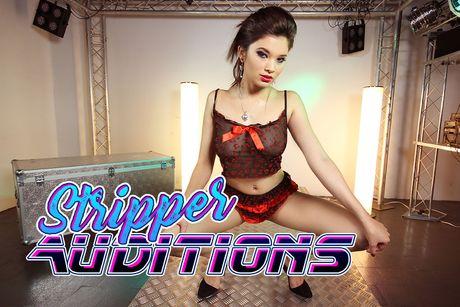 Stripper Auditions VR Porn Video