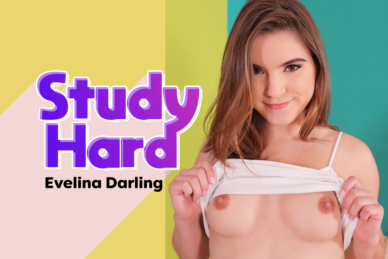Study Hard VR Porn Video