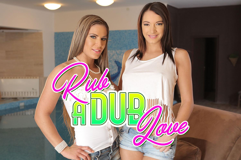 Rub-A-Dub Love VR Porn Video