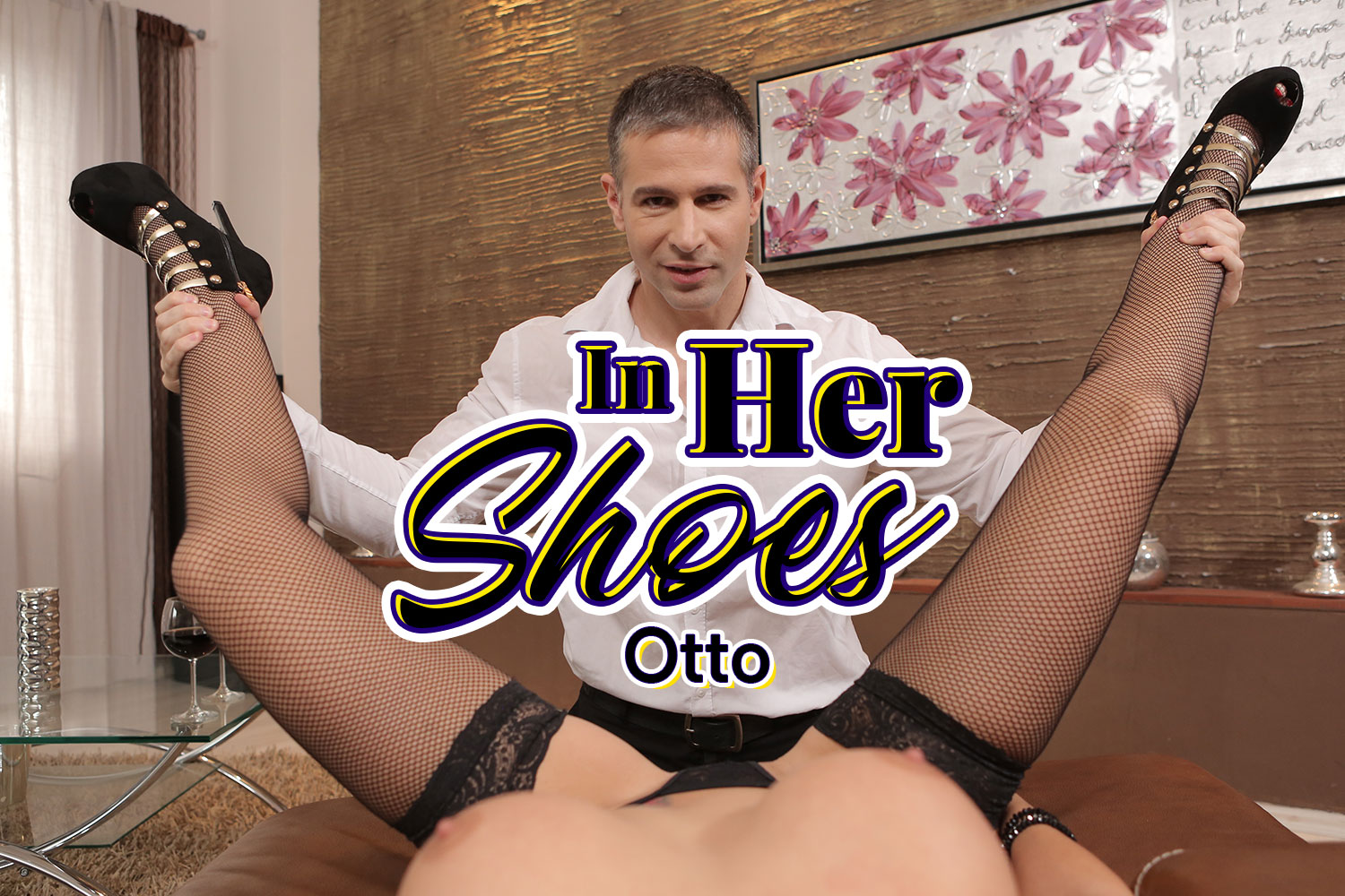 In Her Shoes VR Porn Video