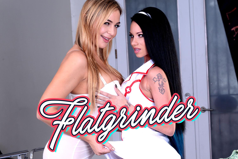 Flatgrinder VR Porn Video