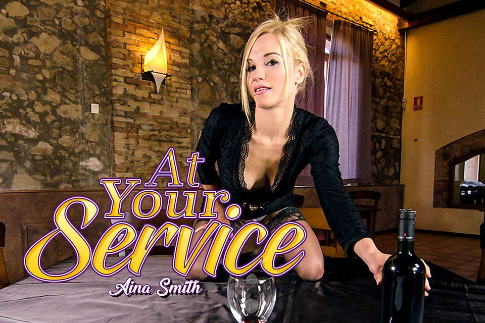 At Your Service VR Porn Video