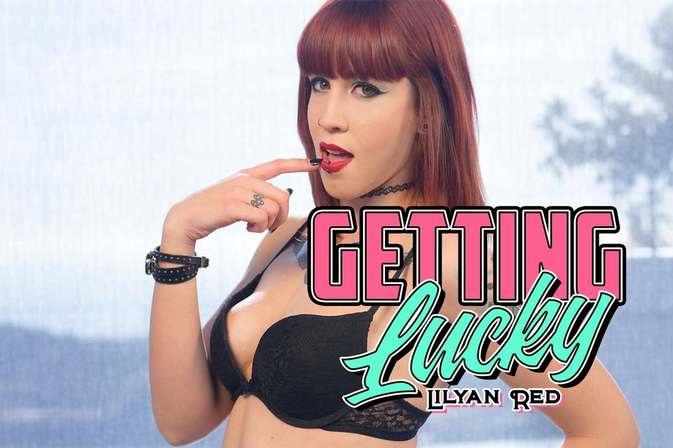 Getting Lucky VR Porn Video