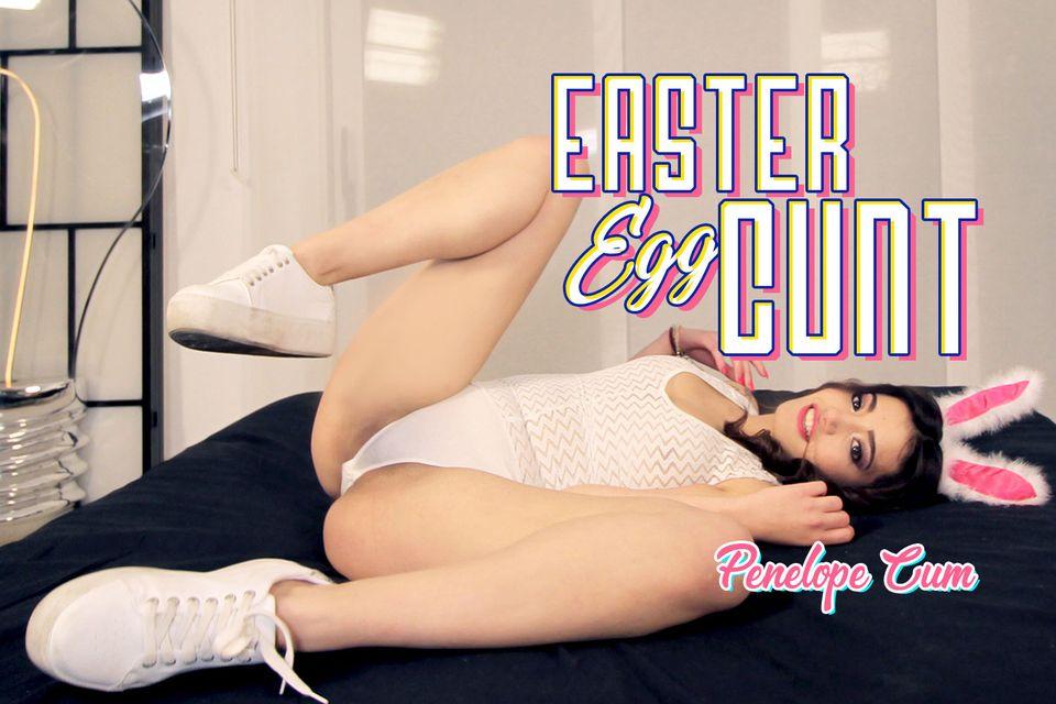 Easter Egg Cunt VR Porn Video