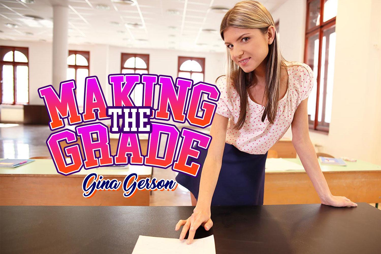 Making The Grade Vr Porn Video