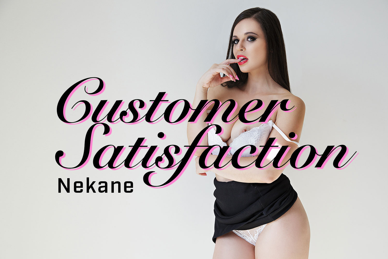 Customer Satisfaction VR Porn Video
