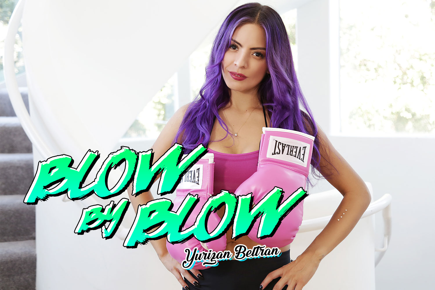 Blow By Blow VR Porn Video