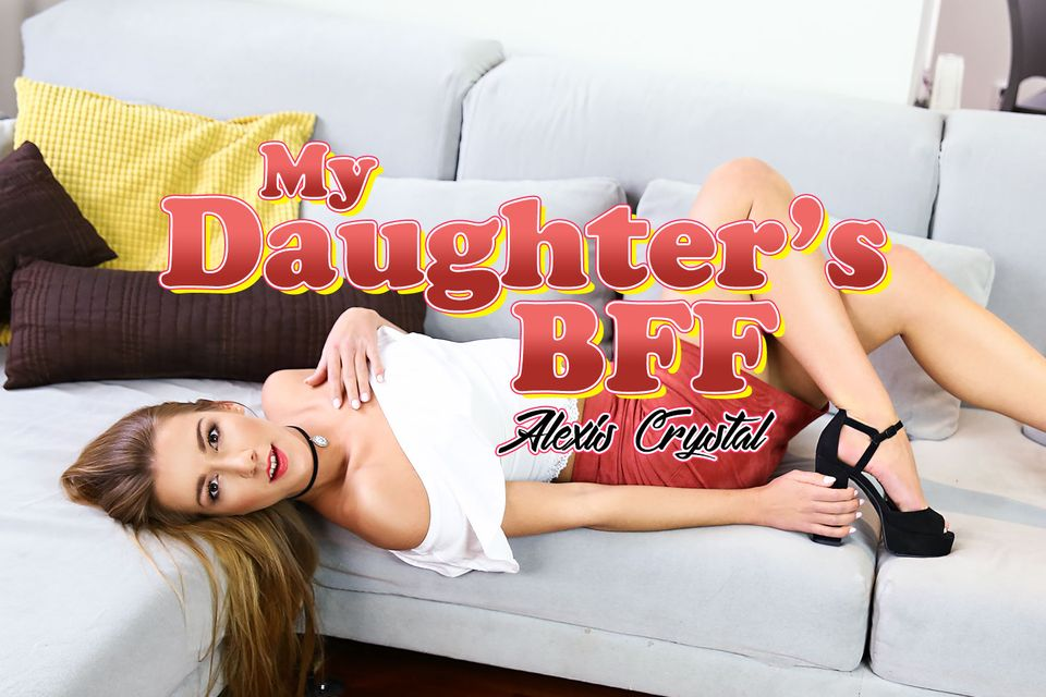 My Daughter's BFF VR Porn Video