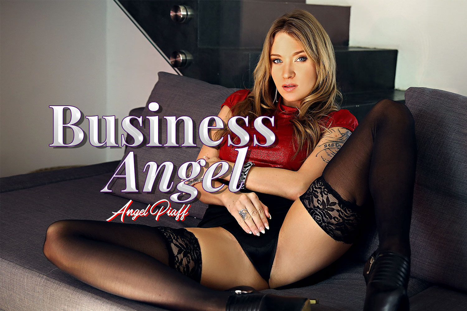 Business Angel VR Porn Video