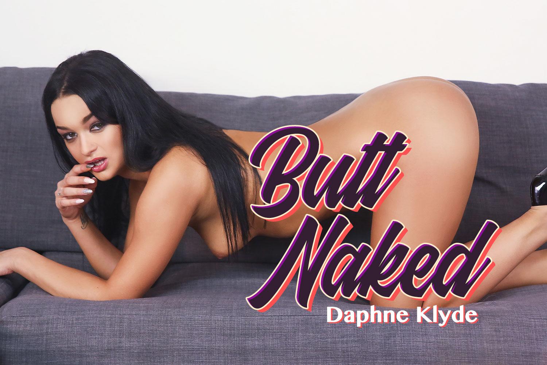 Butt Naked VR Porn Video