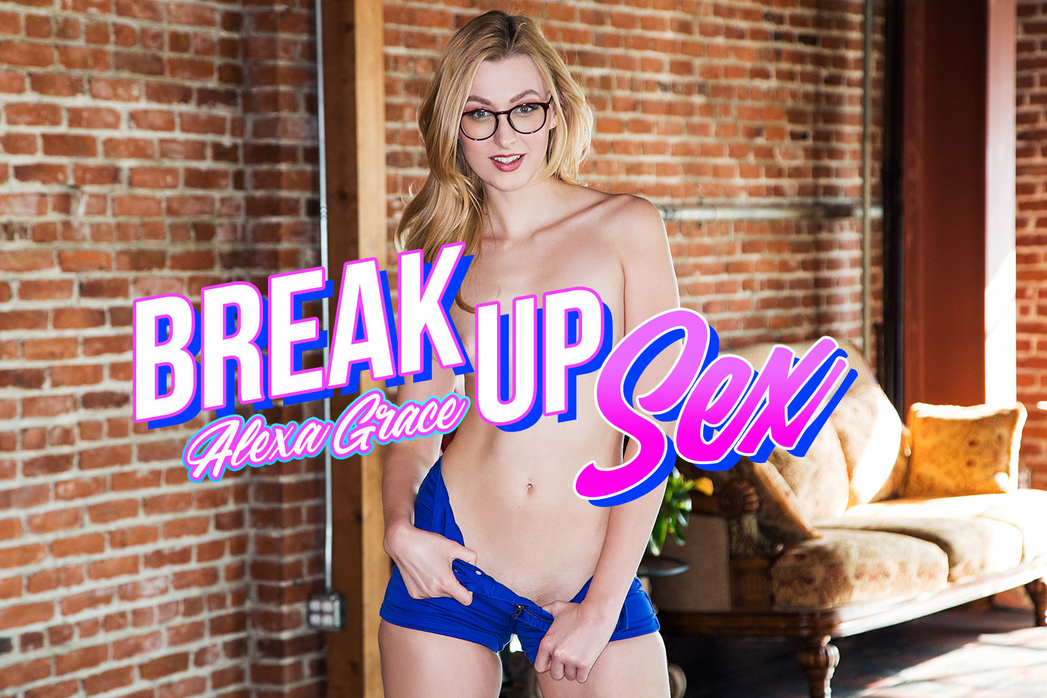 Break Up Sex VR Porn Video