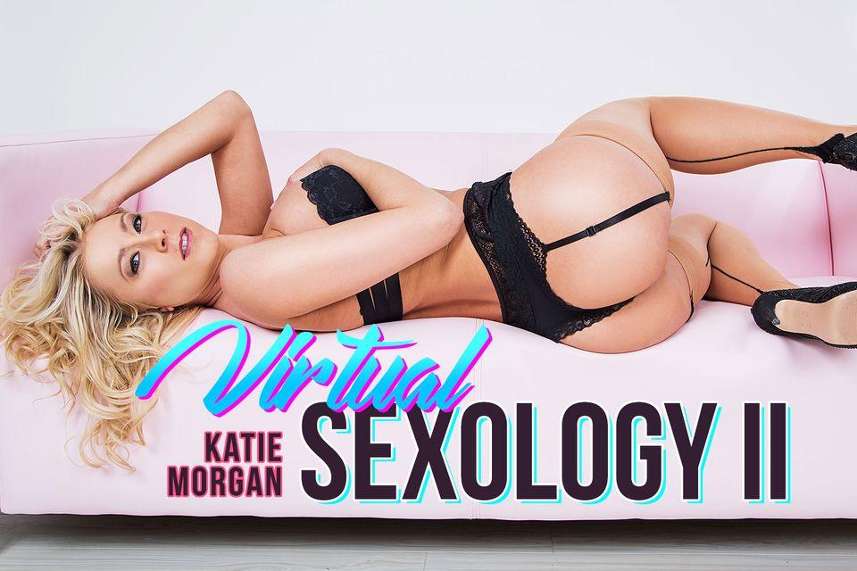 Virtual Sexology II: Female POV VR Porn Video