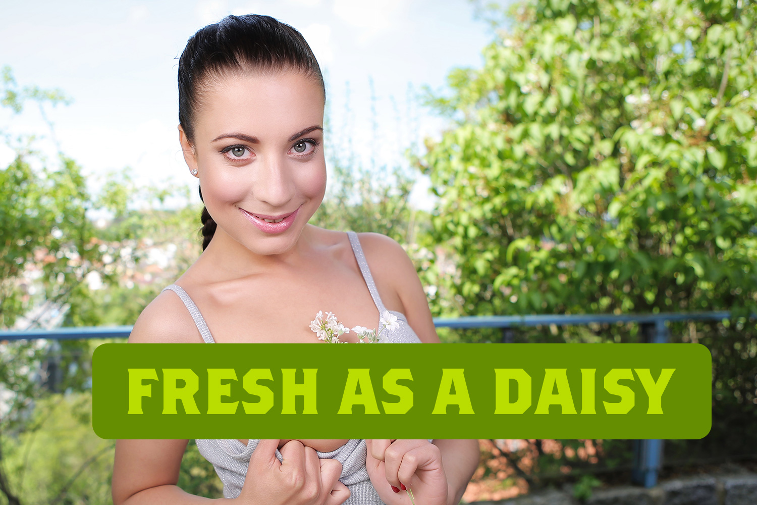 Fresh as a Daisy VR Porn Video