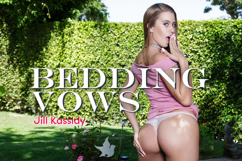 Bedding Vows VR Porn Video