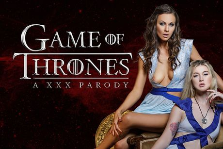 Game of Thrones (GOT) A XXX Parody VR Porn Video