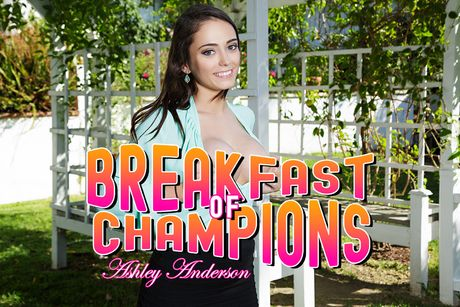 Breakfast of Champions VR Porn Video