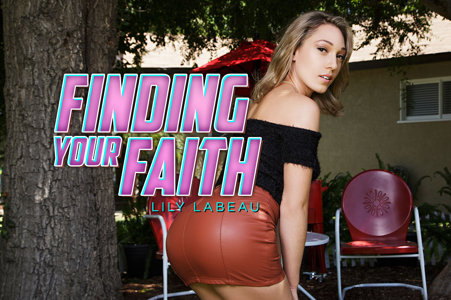 Finding Your Faith VR Porn Video