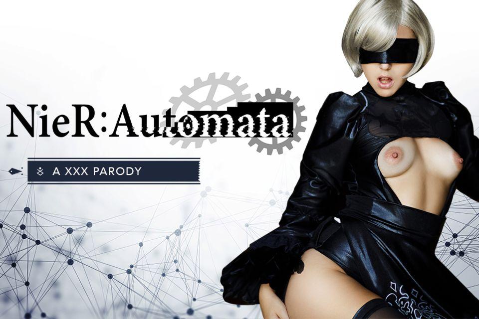 Nier: Automata a XXX Parody VR Porn Video