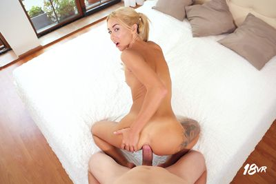 Heat of the Moment VR Porn Video