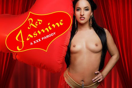 Red Jasmine A XXX Parody VR Porn Video