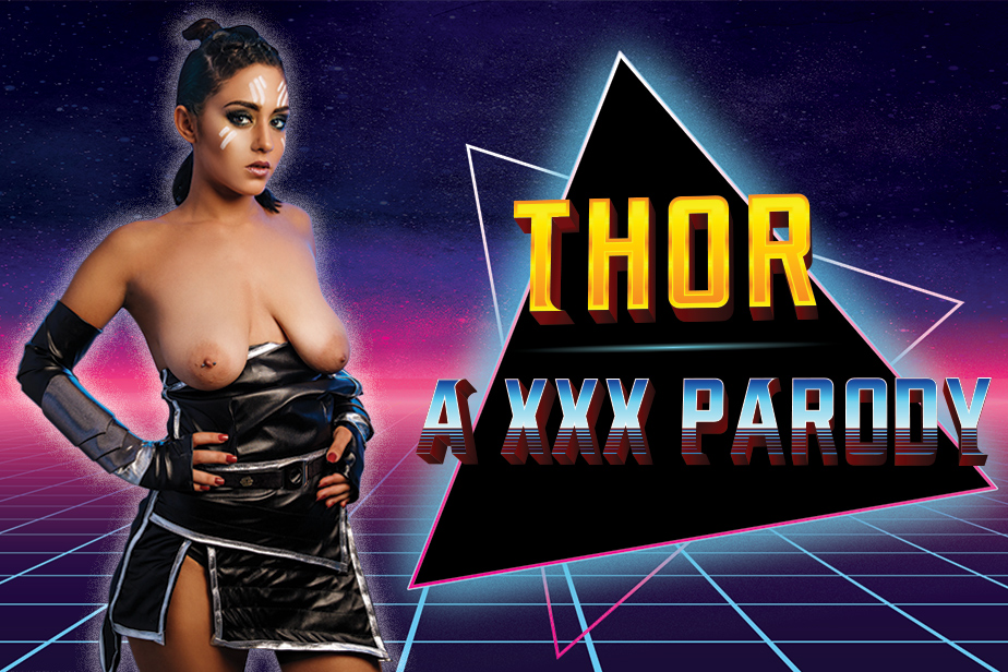 Thor (Valkyrie) A XXX Parody VR Porn Video