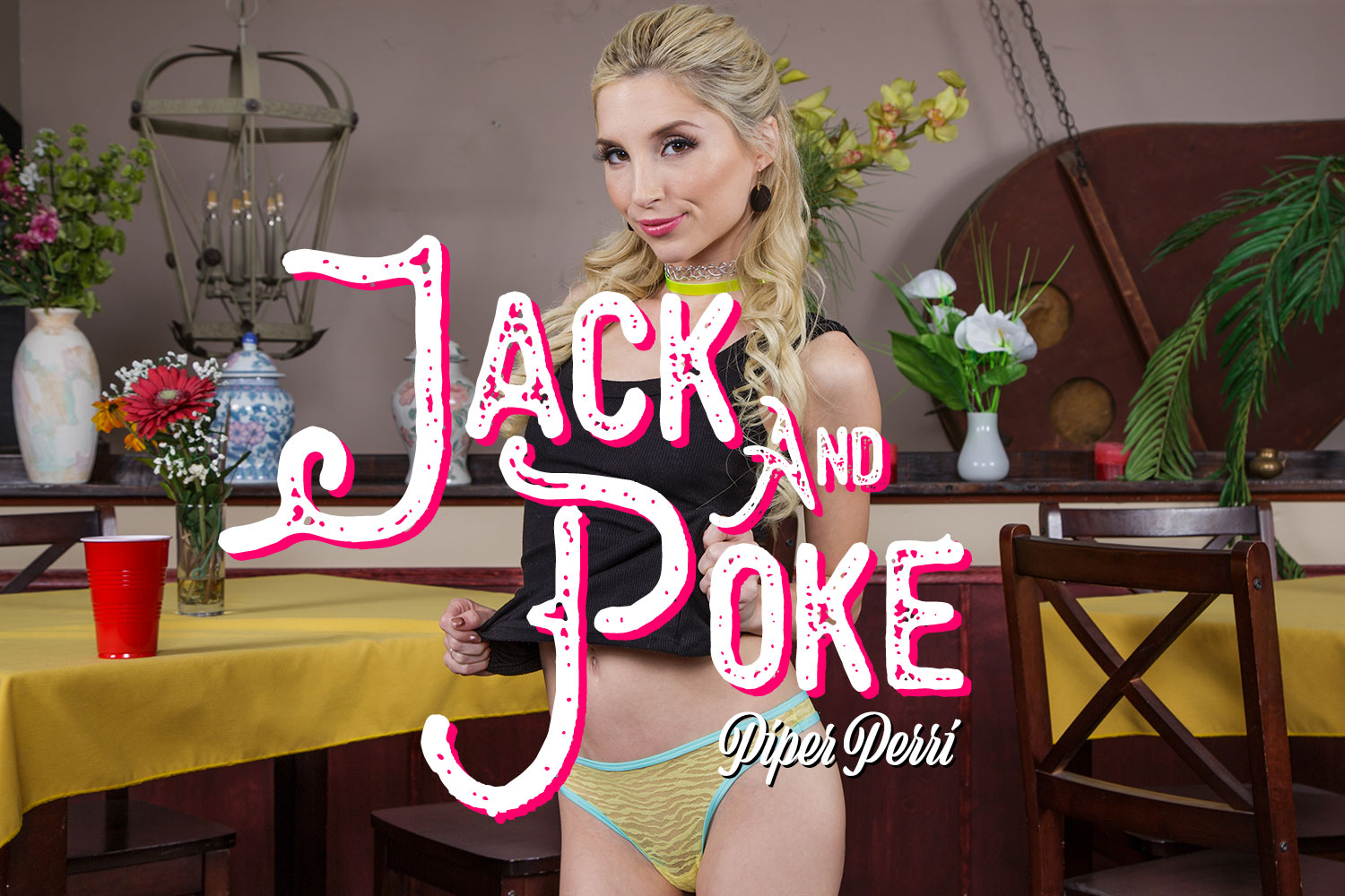 Jack and Poke VR Porn Video