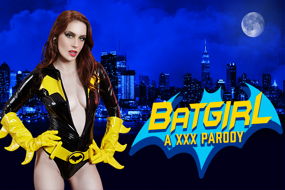 Batgirl A XXX Parody VR Porn Video