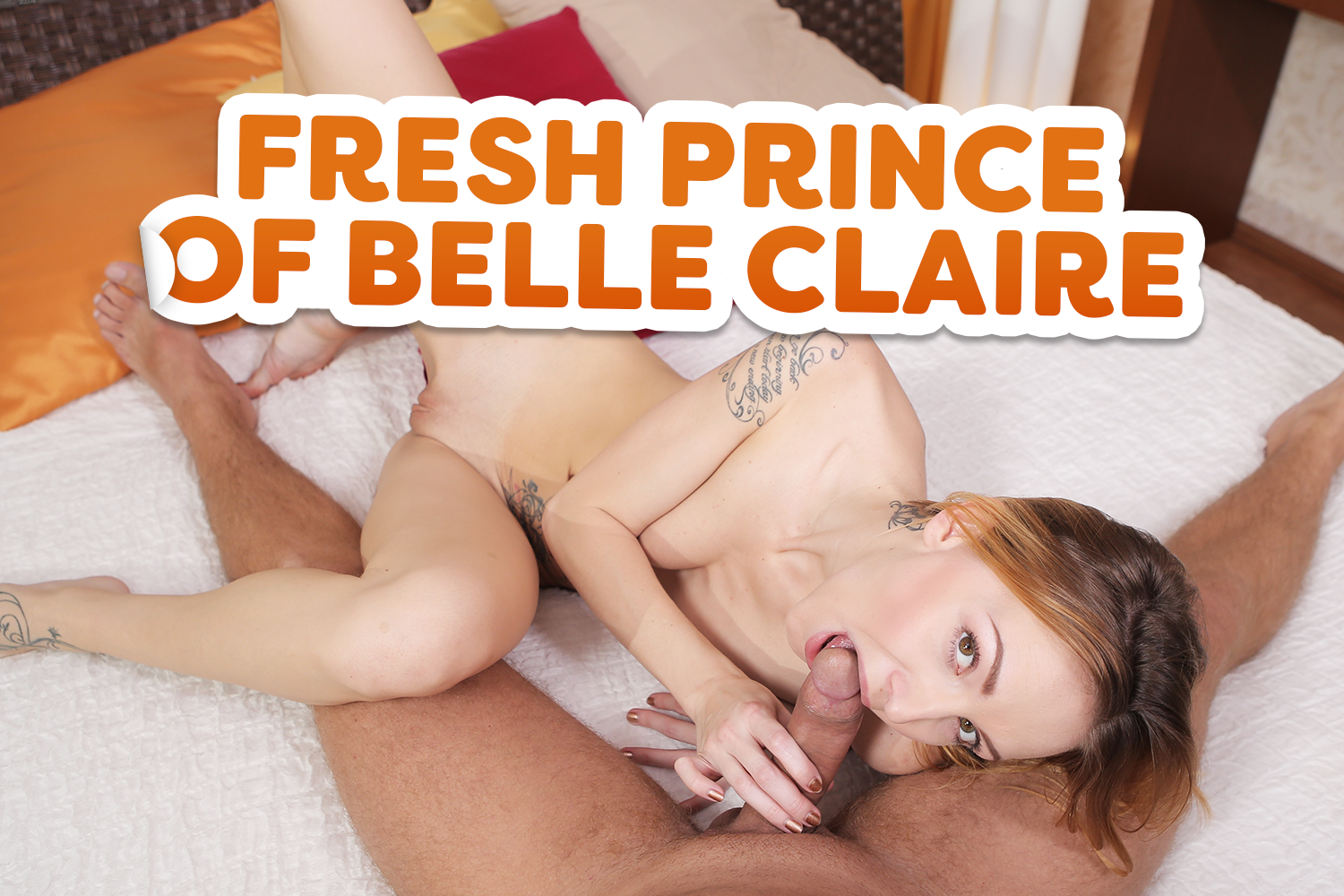 Fresh Prince of Belle Claire VR Porn Video