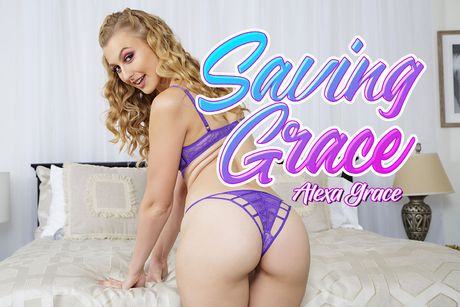 Saving Grace VR Porn Video