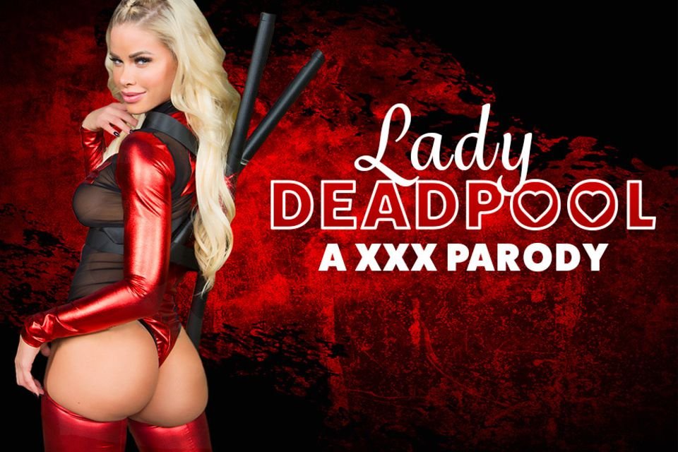 Lady Deadpool A XXX Parody VR Porn Video