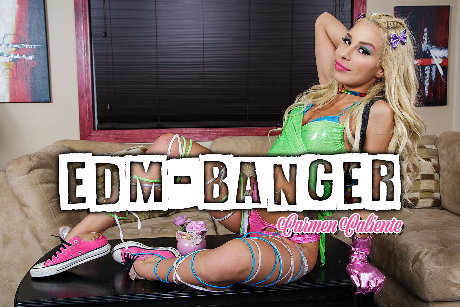 EDM Banger VR Porn Video