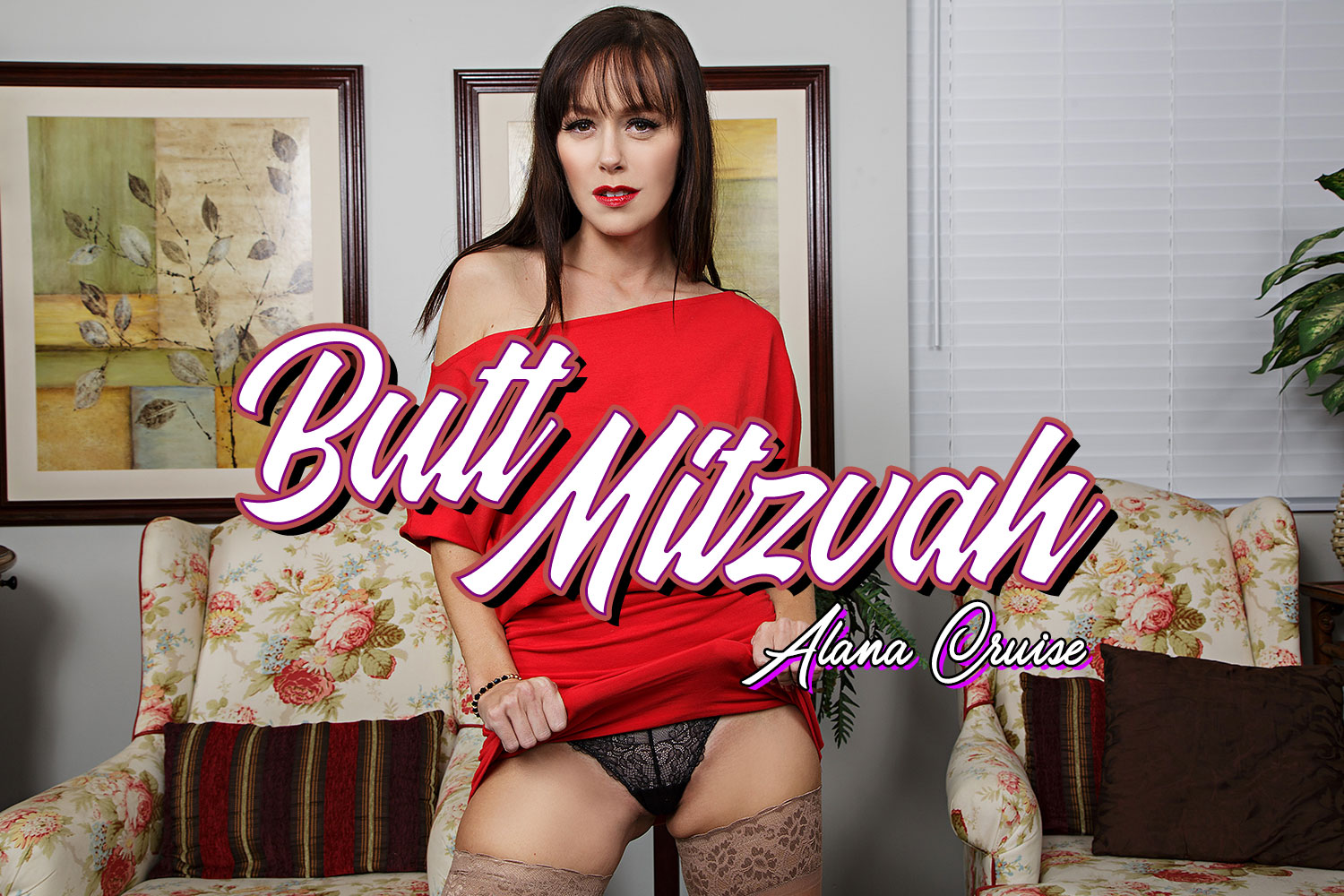 Butt Mitzvah VR Porn Video