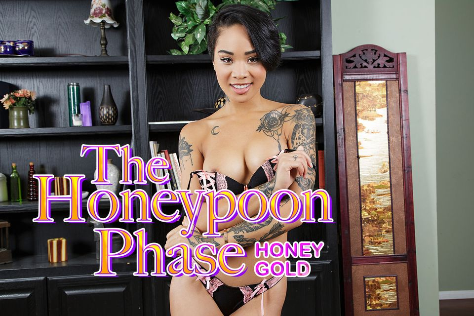 The Honeypoon Phase VR Porn Video