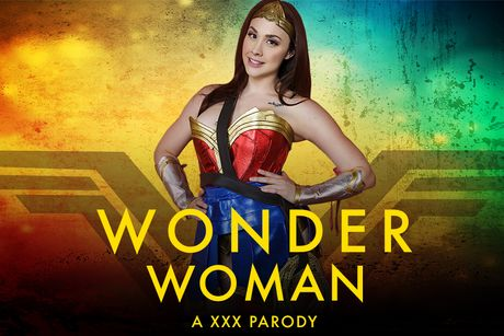 Wonder Woman A XXX Parody VR Porn Video