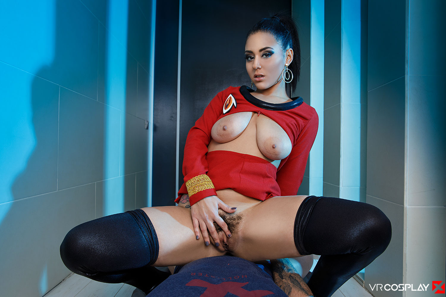 Star trek porn videos