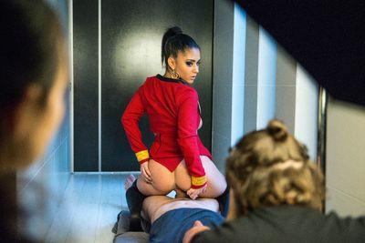 Star Trek A XXX Parody VR Porn Video